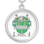Escudo de la familia de O'Coffee Collares
