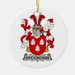 Escudo de la familia de O'Cogan Ornamentos De Reyes