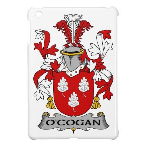 Escudo de la familia de O'Cogan iPad Mini Fundas