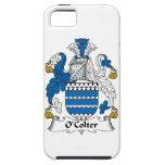 Escudo de la familia de O'Colter iPhone 5 Cárcasa
