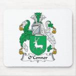 Escudo de la familia de O'Connor Alfombrilla De Raton
