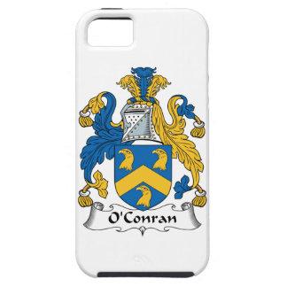 Escudo de la familia de O'Conran iPhone 5 Protector