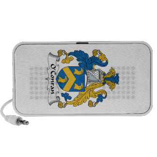 Escudo de la familia de O'Conran iPod Altavoz