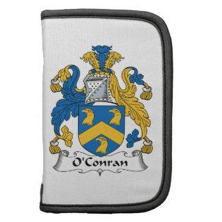 Escudo de la familia de O'Conran Planificadores