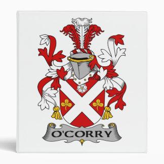 Escudo de la familia de O'Corry