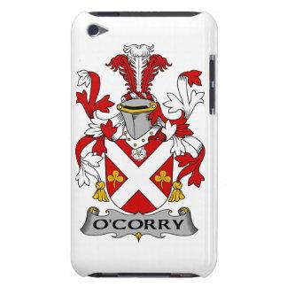 Escudo de la familia de O'Corry iPod Touch Case-Mate Protector