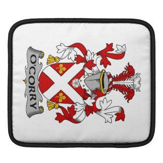 Escudo de la familia de O'Corry Fundas Para iPads