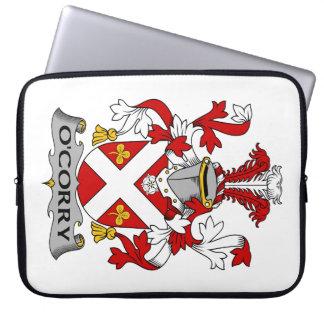Escudo de la familia de O'Corry Mangas Computadora