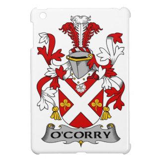 Escudo de la familia de O'Corry iPad Mini Cárcasa