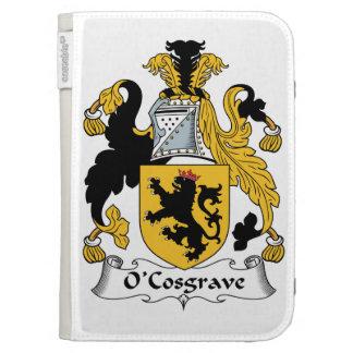 Escudo de la familia de O'Cosgrave