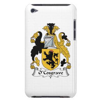 Escudo de la familia de O'Cosgrave iPod Touch Case-Mate Carcasas
