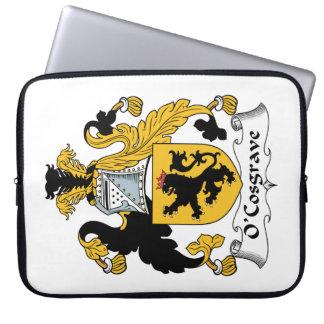 Escudo de la familia de O'Cosgrave Manga Computadora
