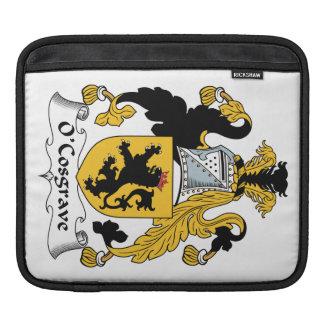 Escudo de la familia de O'Cosgrave Mangas De iPad