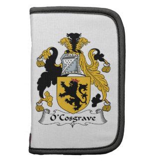 Escudo de la familia de O'Cosgrave Planificadores