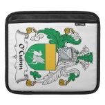 Escudo de la familia de O'Cuinn Funda Para iPads