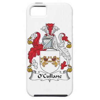 Escudo de la familia de O'Cullane iPhone 5 Cárcasas