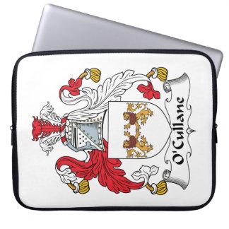 Escudo de la familia de O'Cullane Funda Ordendadores