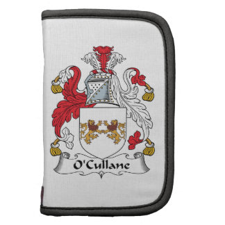 Escudo de la familia de O'Cullane Planificador