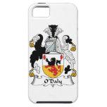 Escudo de la familia de O'Daly iPhone 5 Carcasa