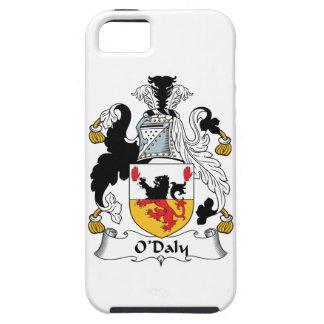 Escudo de la familia de O'Daly iPhone 5 Fundas