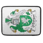 Escudo de la familia de O'Dargan Funda Macbook Pro