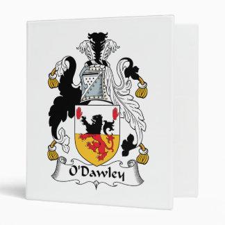 """Escudo de la familia de O'Dawley Carpeta 1"""""""