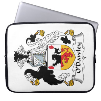 Escudo de la familia de O'Dawley Fundas Ordendadores