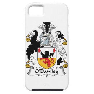 Escudo de la familia de O'Dawley iPhone 5 Fundas