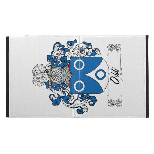 Escudo de la familia de Oddi