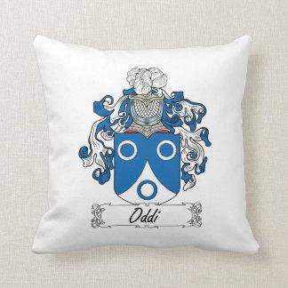 Escudo de la familia de Oddi Cojin