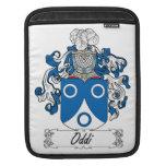 Escudo de la familia de Oddi Mangas De iPad