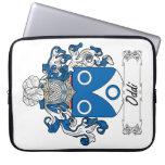 Escudo de la familia de Oddi Mangas Portátiles