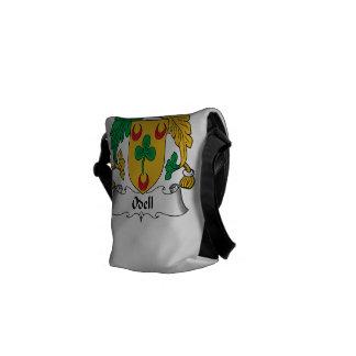 Escudo de la familia de Odell Bolsa De Mensajería