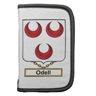 Escudo de la familia de Odell Organizadores