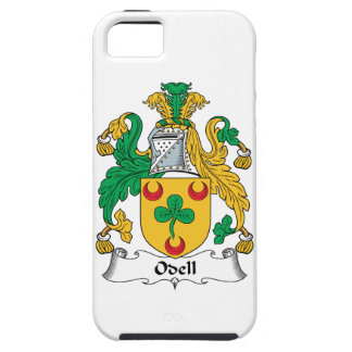 Escudo de la familia de Odell iPhone 5 Case-Mate Cárcasas