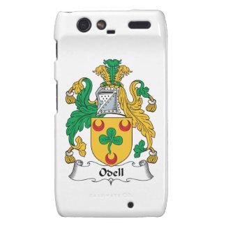 Escudo de la familia de Odell Droid RAZR Fundas