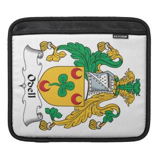 Escudo de la familia de Odell Funda Para iPads