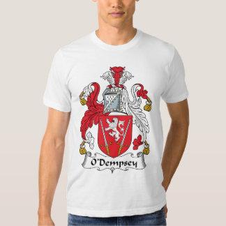 Escudo de la familia de O'Dempsey Polera