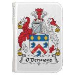 Escudo de la familia de O'Dermond