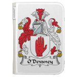 Escudo de la familia de O'Devaney