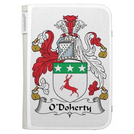 Escudo de la familia de O'Doherty