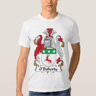 Escudo de la familia de O'Doherty Camisas