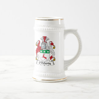 Escudo de la familia de O'Doherty Taza De Café