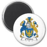 Escudo de la familia de O'Doinn Imanes De Nevera