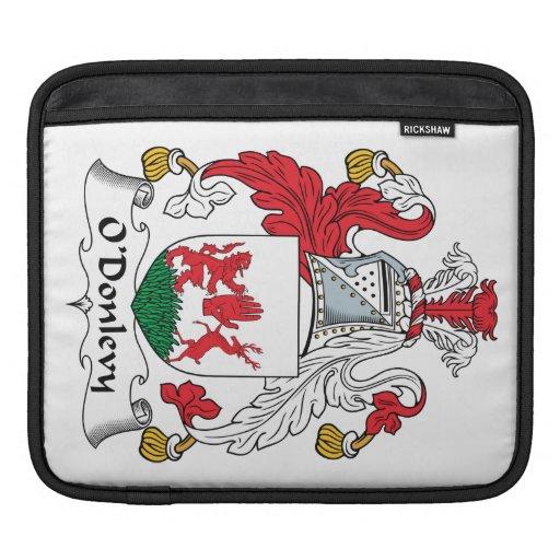Escudo de la familia de O'Donlevy Manga De iPad