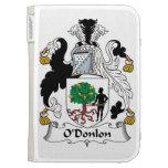 Escudo de la familia de O'Donlon
