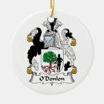 Escudo de la familia de O'Donlon Adorno Para Reyes