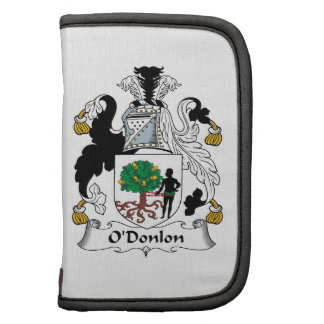 Escudo de la familia de O'Donlon Organizadores