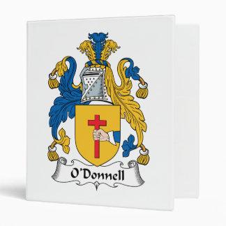Escudo de la familia de O'Donnell