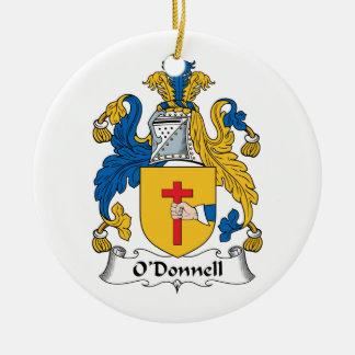Escudo de la familia de O'Donnell Ornamentos De Reyes Magos